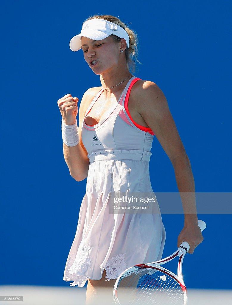 2009 Australian Open: Day 1 : News Photo