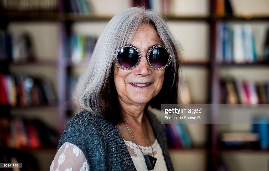 Maria Kodama Portrait Session in Madrid