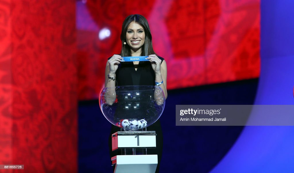Final Draw for the 2018 FIFA World Cup Russia - Previews : News Photo