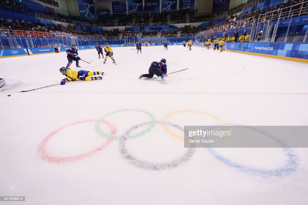 Ice Hockey - Winter Olympics Day 3