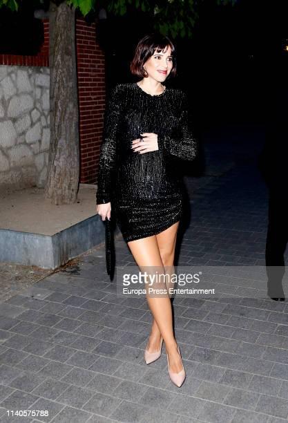 Maria Luisa Mayol attends Netflix opening at 'La ciudad de la tele' on April 04 2019 in Madrid Spain