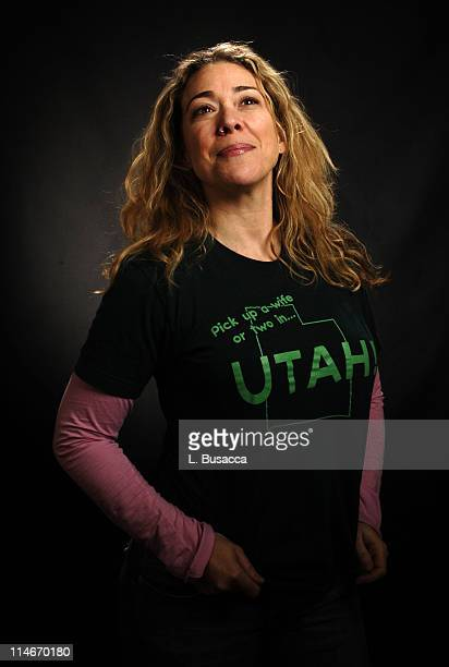 Maria Maggenti during 2006 Park City Hollywood Life House and Cadillac Lounge Studio Day 3 at 515 Main Street in Park City Utah United States