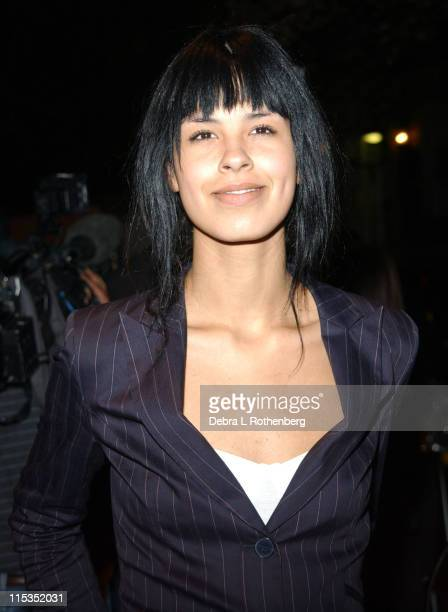 """Maria Mena during Prince's Release Party for his New CD """"Musicology"""" at Webster Hall in New York City, New York, United States."""