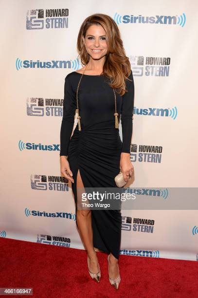 Maria Menounos attends Howard Stern's Birthday Bash presented by SiriusXM produced by Howard Stern Productions at Hammerstein Ballroom on January 31...