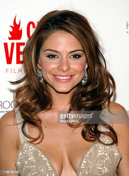 Maria Menounos during 2006 CineVegas Day 8 Honoree's Reception At The Hard Rock Hotel Casino at Hard Rock Hotel Casino in Las Vegas Nevada United...