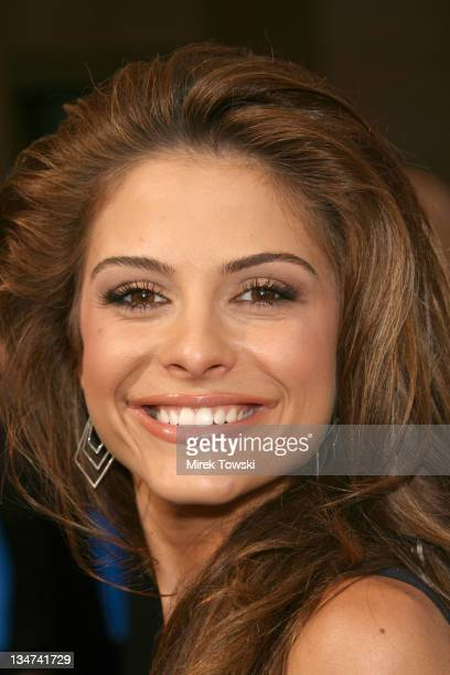 Maria Menounos during 34th AFI Life Achievement Award to Sir Sean Connery at Kodak Theater in Los Angeles CA United States