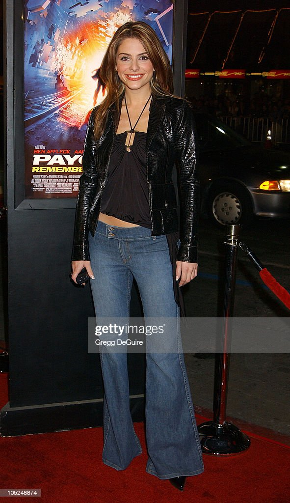 """Paycheck"" World Premiere"