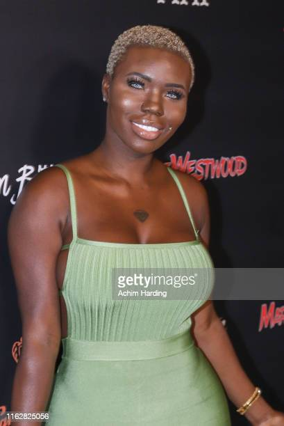 Maria Mobil at Waldorf Astoria Beverly Hills on July 17 2019 in Beverly Hills California