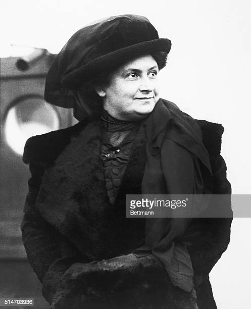 Maria Montessori educator 1913