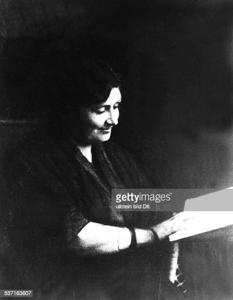 Maria Montessori Ärztin Pädagogin Italien 1926