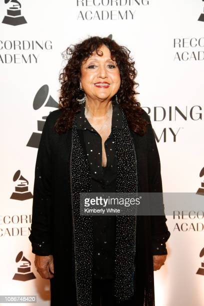 Maria Muldaur attends the SF Chapter GRAMMY Nominee Celebration on January 22 2019 in San Francisco California