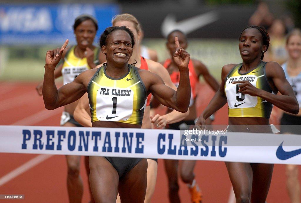 2007 Prefontaine Classic - June 10, 2007 : News Photo