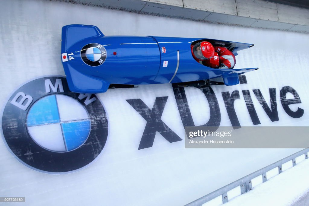 BMW IBSF World Cup Koenigssee Day 2 : ニュース写真
