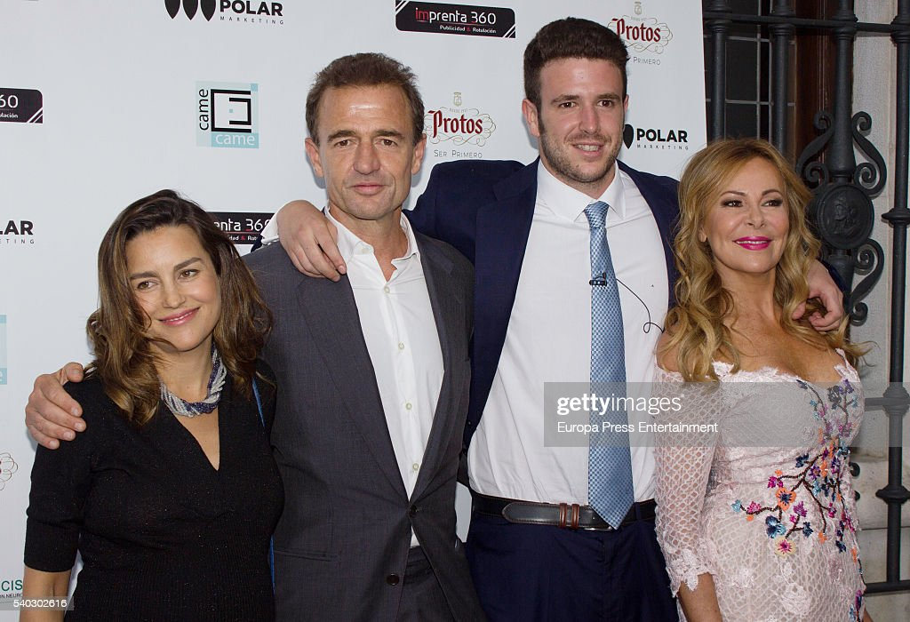 Came Came Foundation Presentation In Madrid : News Photo