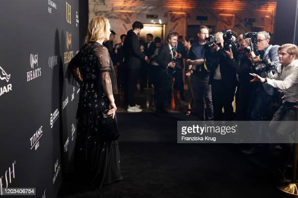 Maria Patricia Kelly during the Titanic United Hearts at Titanic Hotel on February 25 2020 in Berlin Germany