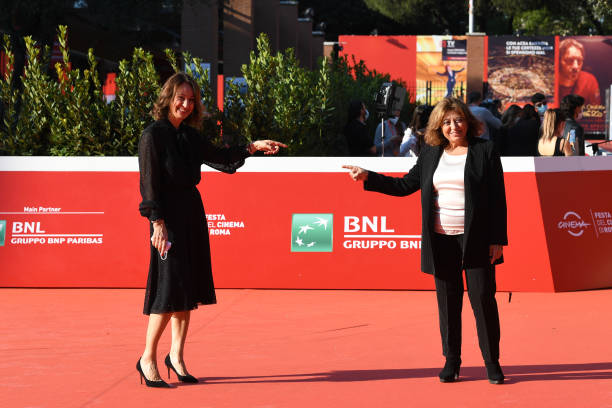 "ITA: ""La Legge Del Terremoto""  Red Carpet - 15th Rome Film Festival 2020"