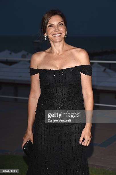 Maria Pia Calzone attends the Kineo Award during the 71st Venice Film Festival on August 31 2014 in Venice Italy