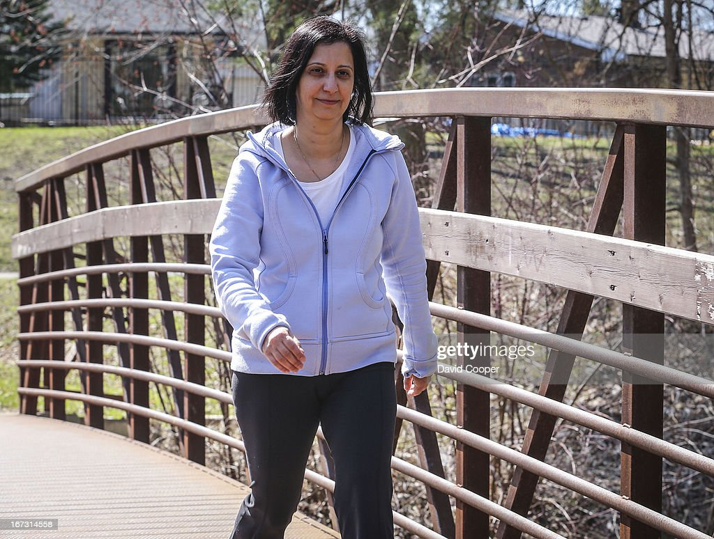 Maria Pisani thought she was back to normal after 6 months of chemo treatment for breast cancer, until she went into heart failure. It was caused by the cancer treatment. She's now battling another cancer and exercising to improve her heart function.