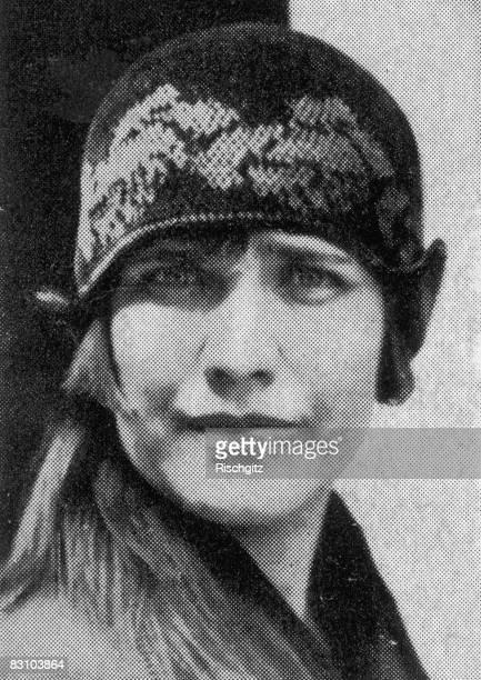 Maria Rasputin daughter of Russian mystic Grigori Rasputin the 'Mad Monk' brings an unsuccessful law suit against his murderer Prince Felix Yusupov...