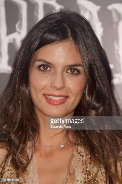 Maria Reyes attends 'Las brujas de Zugarramurdi' premiere photocall at Kinepolis Cinema on September 26 2013 in Madrid Spain