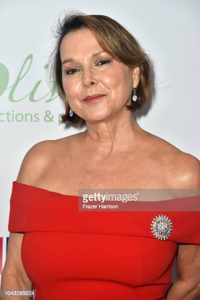 Maria Richwine attends the 18th Annual Voices Of Our Children Fundraiser Gala And Awards at Lowes Hollywood Hotel on September 29 2018 in Hollywood...