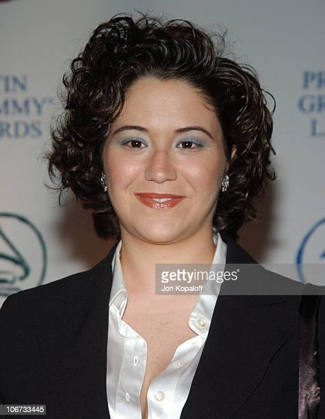 Maria Rita during 2004 Latin Recording Academy Person of the Year Tribute Event Honoring Carlos Santana Arrivals at The Century Plaza Hotel in...