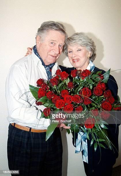 Maria Sebaldt Ehemann Robert FreitagRosen Geburtstagsstrauß Goslar