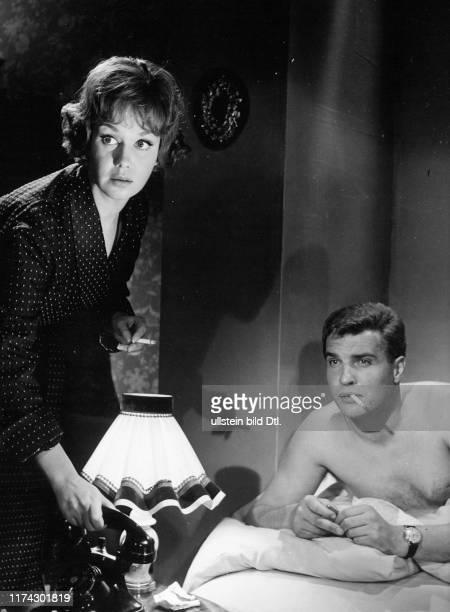 Maria Sebaldt Helmut Schmid in Frauen in Teufels Hand 1960