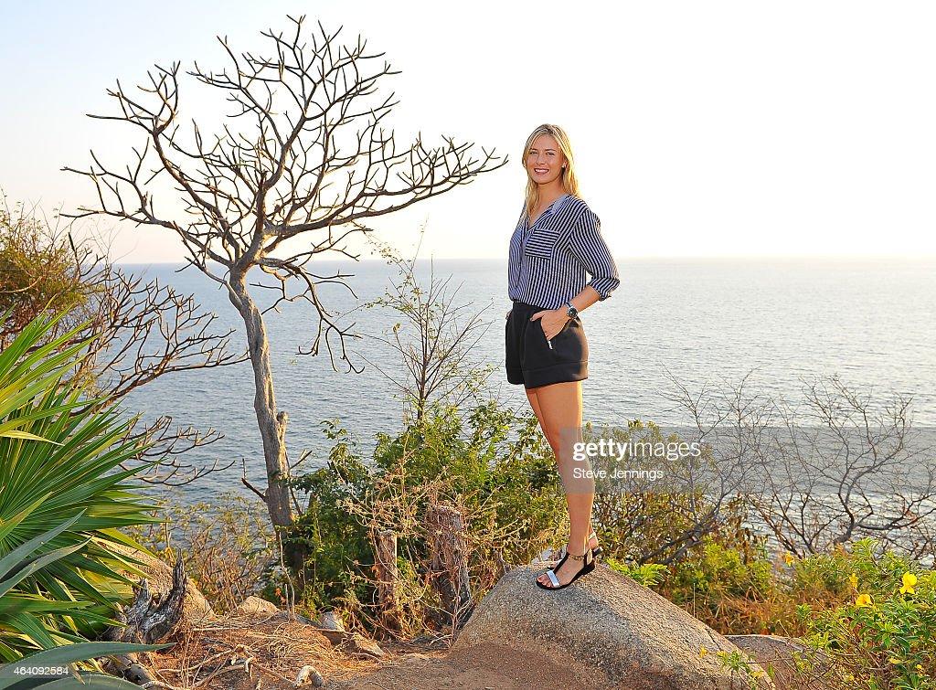 Maria Sharapova - Maria Sharapova Photos - Tennis Star