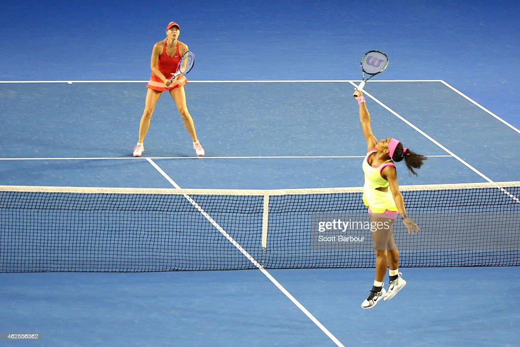 2015 Australian Open - Day 13 : News Photo
