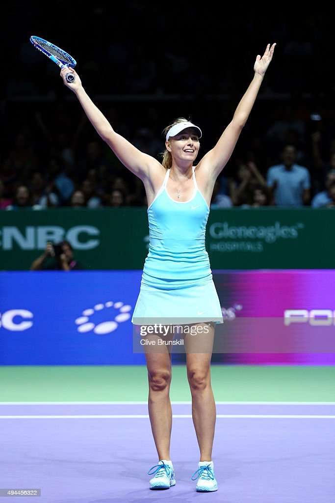BNP Paribas WTA Finals: Singapore 2015 - Day Three