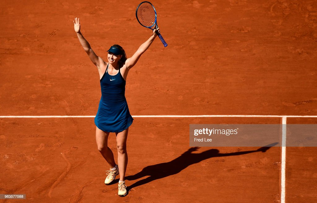 2018 French Open - Day Three : Foto di attualità