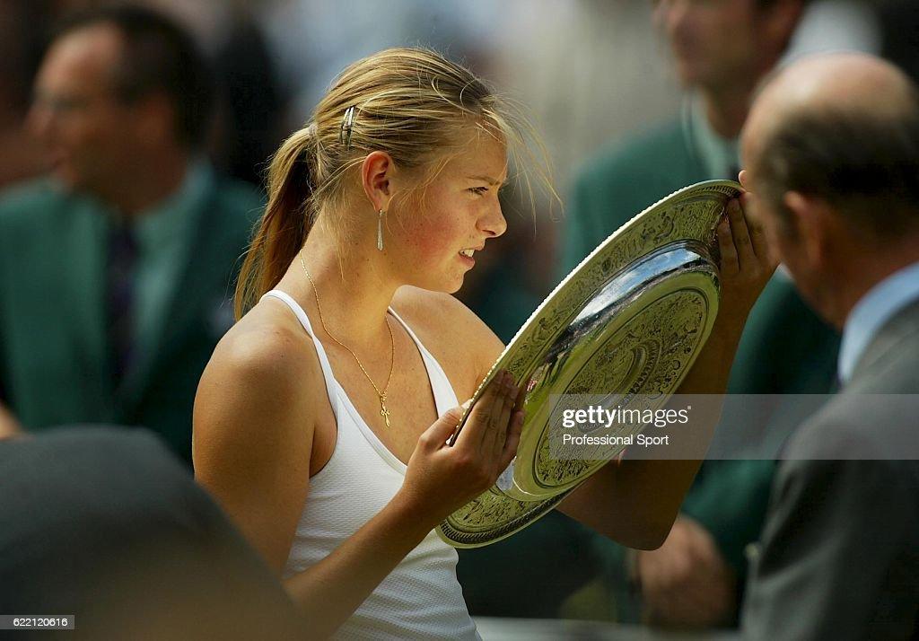 Wimbledon 2004 - Day 12 : News Photo