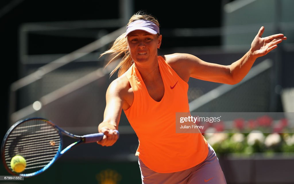 Mutua Madrid Open - Day Two : News Photo