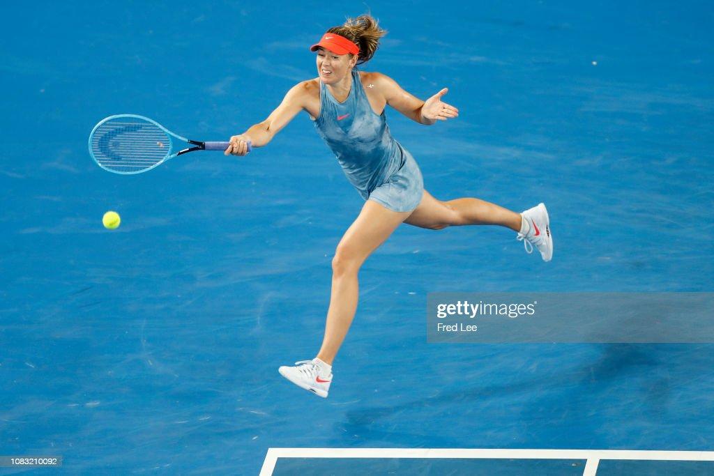 2019 Australian Open - Day 3 : News Photo