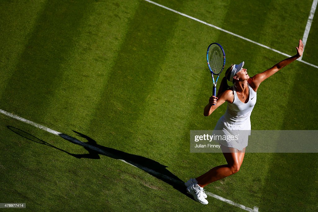 Day One: The Championships - Wimbledon 2015 : ニュース写真