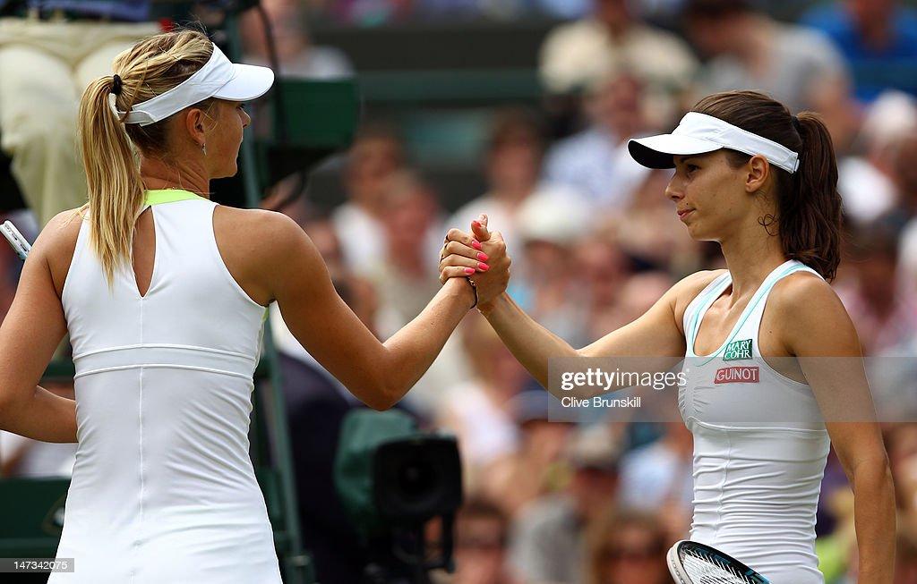 The Championships - Wimbledon 2012: Day Four : News Photo