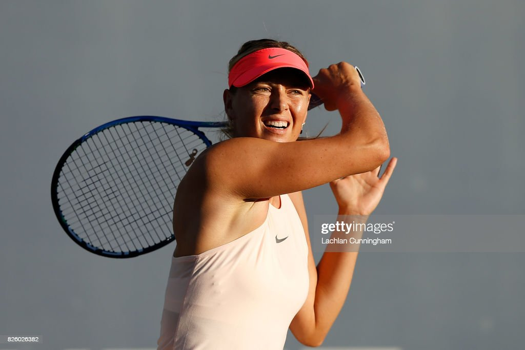Bank of the West Classic - Day 1 : News Photo
