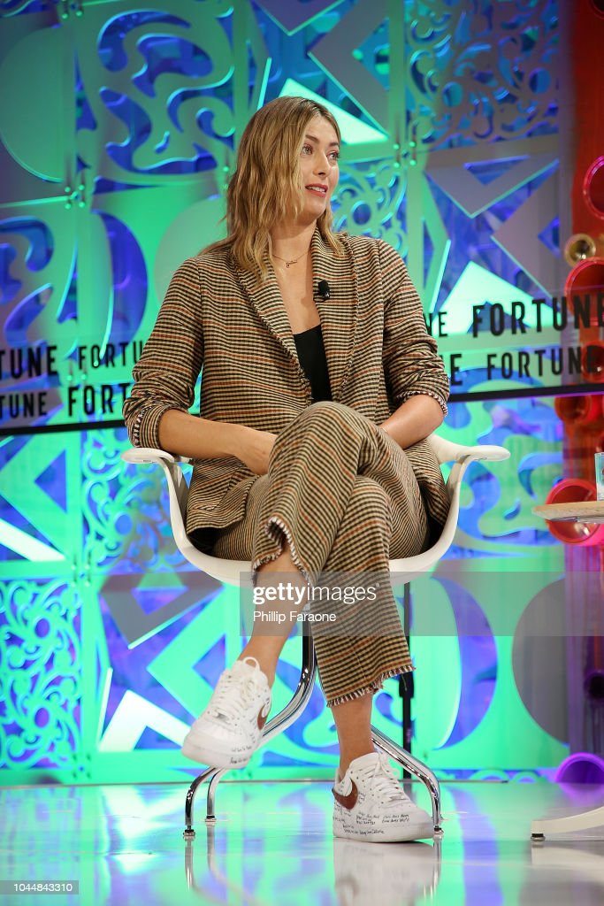 Fortune Most Powerful Women Summit 2018 - Day 2 : News Photo