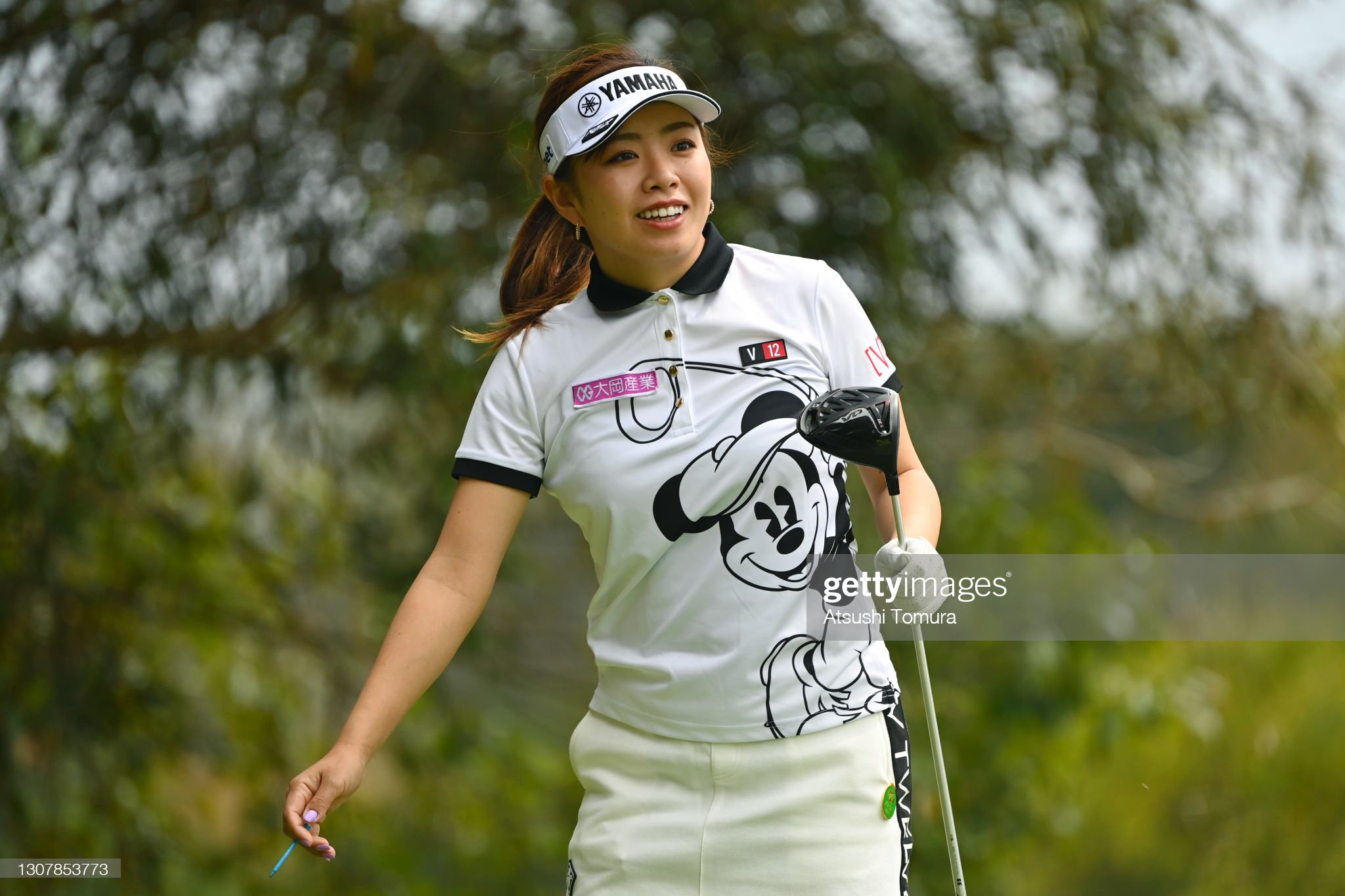https://media.gettyimages.com/photos/maria-shinohara-of-japan-reacts-after-her-tee-shot-on-the-5th-hole-picture-id1307853773?s=2048x2048