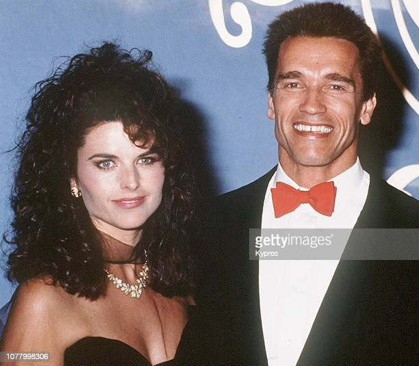 Maria Shriver and Arnold Schwarzenegger attend Carousel of Hope Ball Benefit at the Beverly Hilton Hotel in Beverly Hills, California, US, 26th...