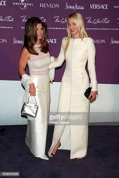 Maria Shriver and Carolyn BessetteKennedy