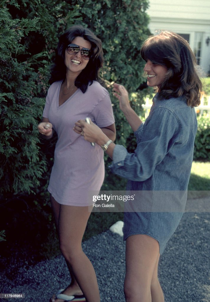 RFK Pro-Celebrity Tennis Tounament - August, 21, 1981 : News Photo