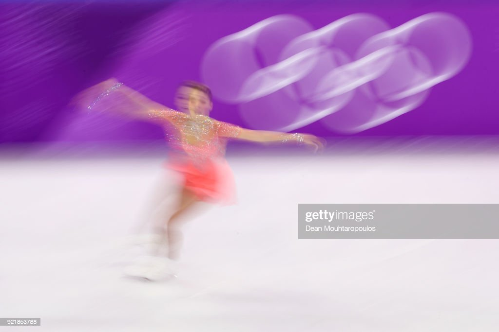 KOR: Winter Olympics - Best of Day 12