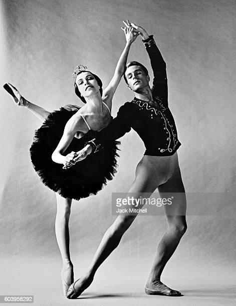 Maria Tallchief and Erik Bruhn 1961