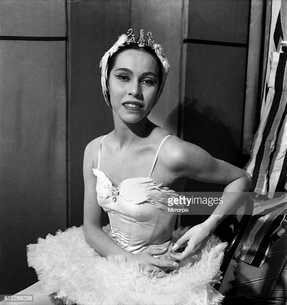 Maria Tallchief Ballerina August 1952 C4153