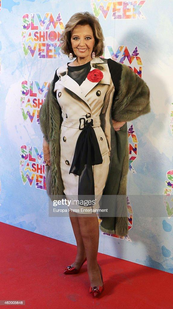 Celebrities Attend 'Salvame Fashion Week'