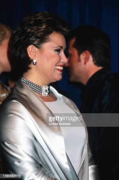 Maria Teresa von Luxemburg bei der UNESCO Gala in Neuss am 31. Oktober 1998.