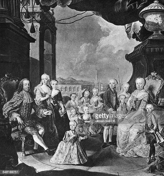 Maria Theresa - Austrian Empress, A *13.05.1717-29.11.1780+ *13.05.1717-29.11.1780+ Empress consort of the Holy Roman Empire 1740-1780 Queen consort...