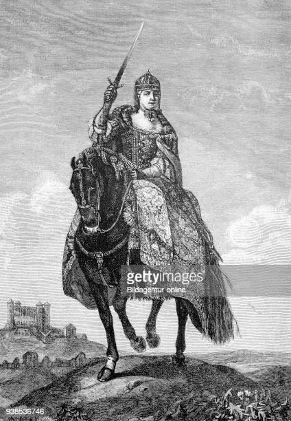Maria Theresa Walburga Amalia Christina Maria Theresia 13 May 1717 29 November 1780 was the only female ruler of the Habsburg dominions and the last...